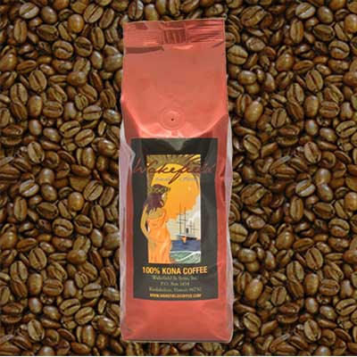 Medium Roast Premium Estate Kona Coffee